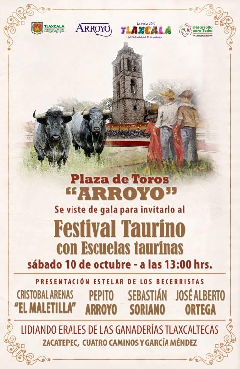 Festival Arroyo 10 octubre