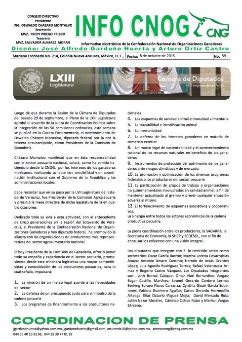 INFO CNOG 59 presidencia de la Comision de Ganaderia[1]