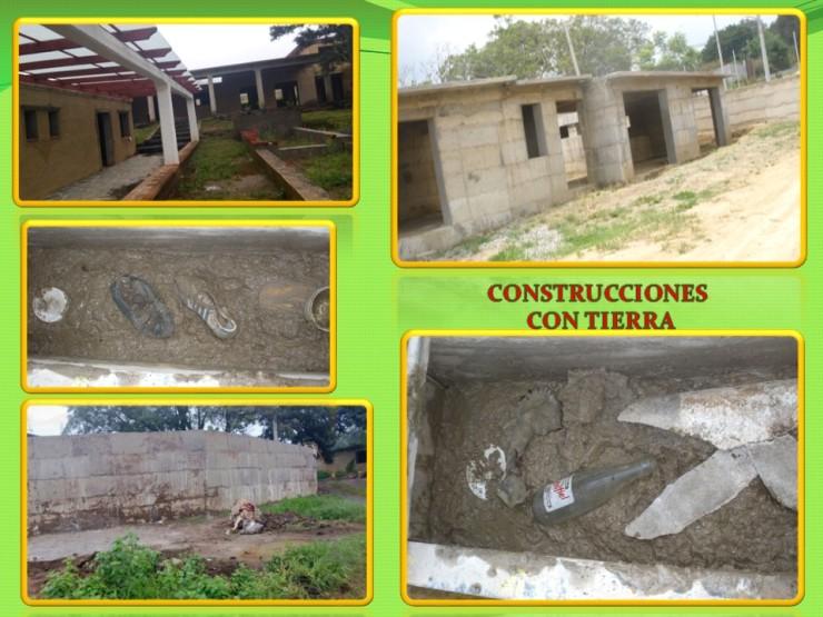 10 Construcciones con tierra
