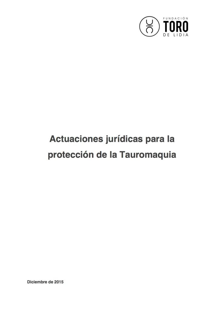 Actuaciones-Jurídicas-Defensa-Tauromaquia a