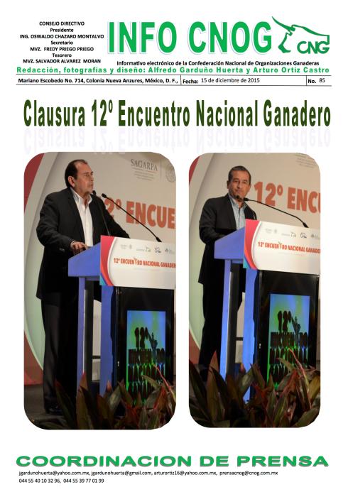 INFO CNOG 85 Clausura 12ª ENG a