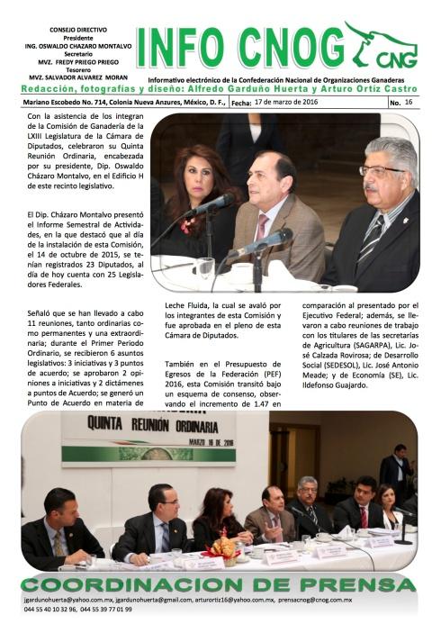 INFO CNOG 16 quinta Reunión Ordinaria Comisión de Ganadería b