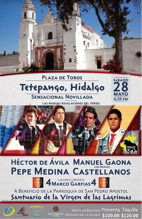 cartel tetepango
